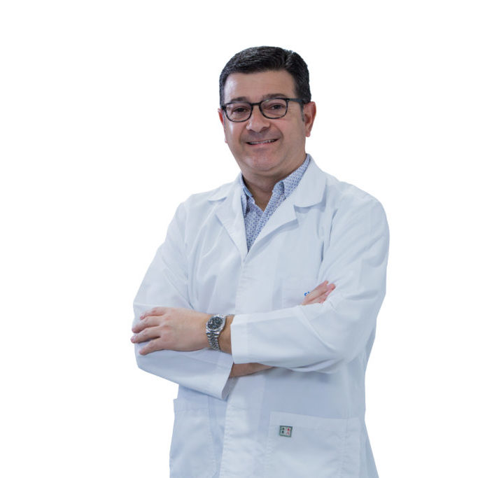 Especialista en Urología.